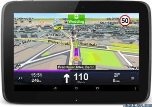 GPS Navigation and Maps Sygic