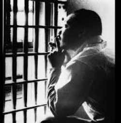Letters from Birmingham Jail buku karya Martin Luther King Jr.