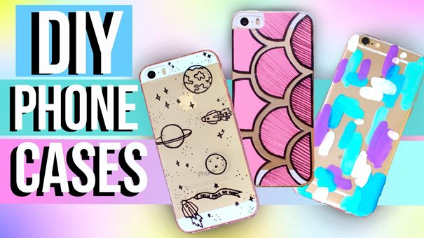 Créer sa coque pour iPhone DIY
