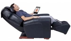 man on Massage Chair