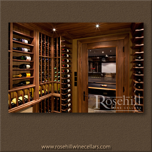the best wood for wine cellars
