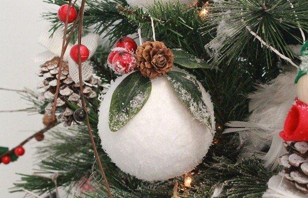 Decorazioni Natale Fai Da Te 10 Balocchi Per Lalbero