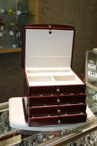Reed & Barton Jewelry Box