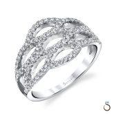 Sylvie Diamond Ring