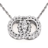 Ostbye Diamond Pendant