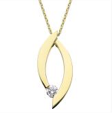Naledi Diamond Pendant