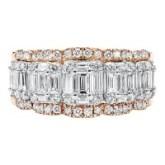 Gems One Diamond Cluster Ring