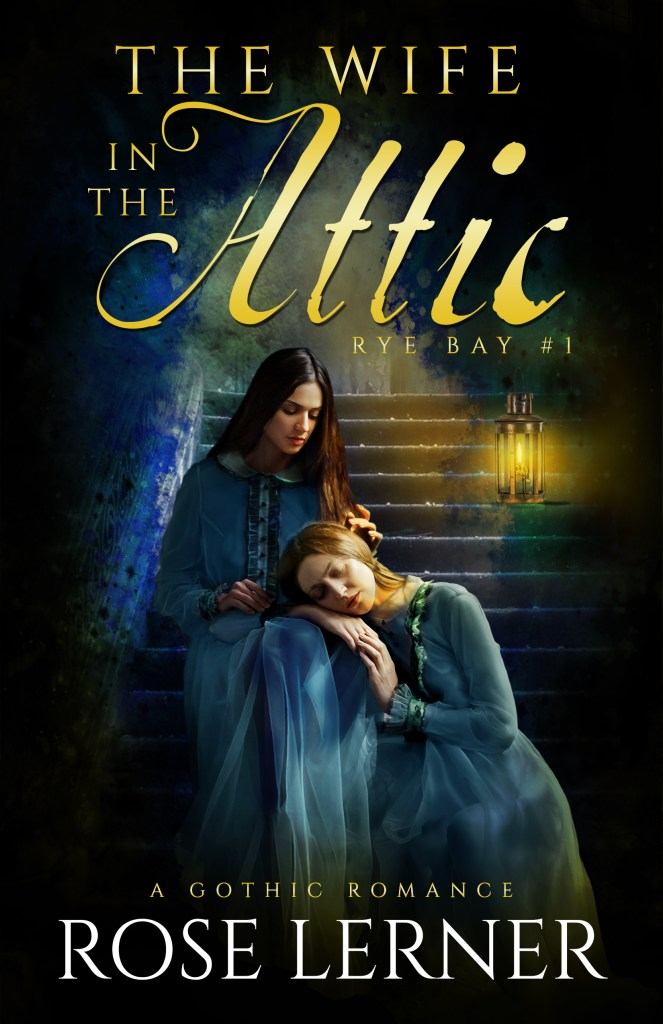 The Wife in the Attic - ebook and paperback - hi-res