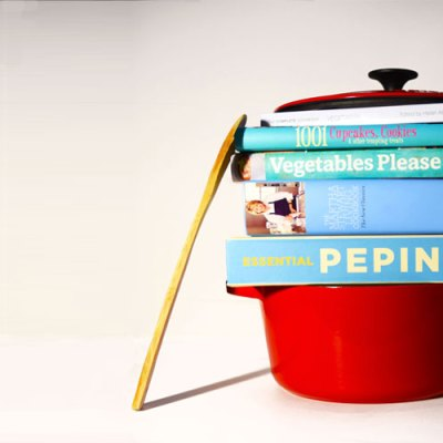 My Favorite Cookbooks (and Blogs, too!)