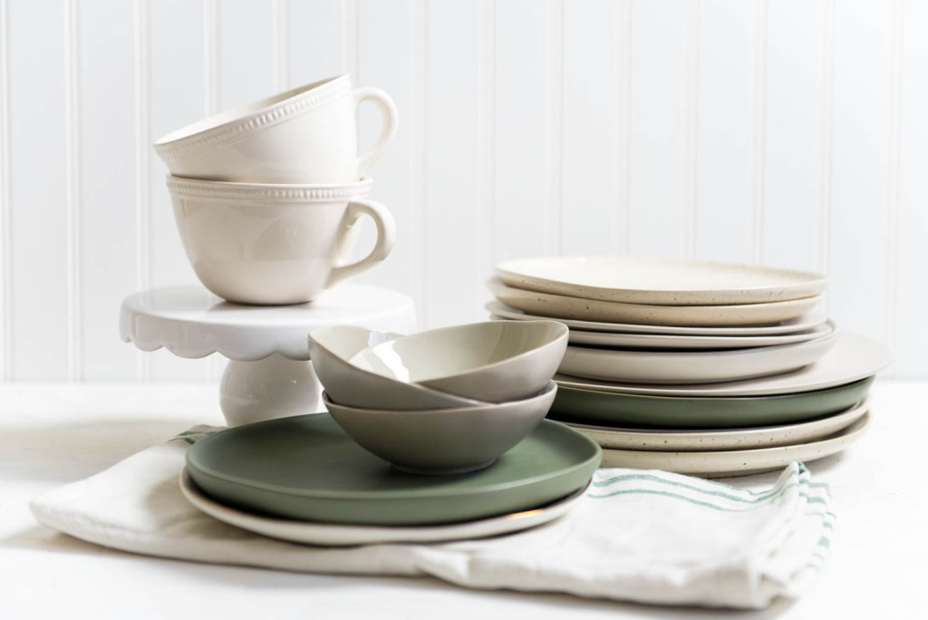 Food Photography Dinnerware Landscape