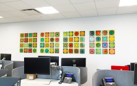 Modern Corporate Art | Rosemary Pierce | Wall Sculptures