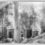 Angkor Wat High Key