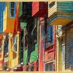 Istanbul-rainbow houses