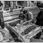 Street Vendor Istanbul 1990