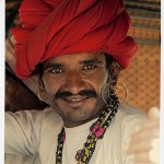Portrait of a handsome Rabari Man