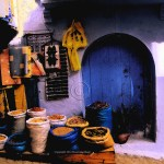 shop in Chefchaouen Morocco