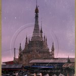 Burma, Inle Lake: Go-down with pagoda