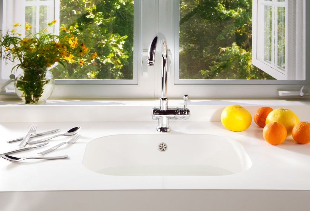 sinks kitchen replacing cabinet doors the complete guide melbourne rosemount kitchens silestone integrity one sink