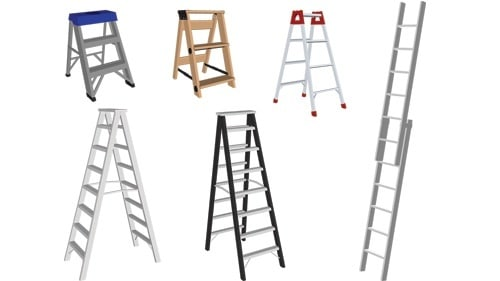 Most Common Ladder Types :: Chicago Ladder Accident