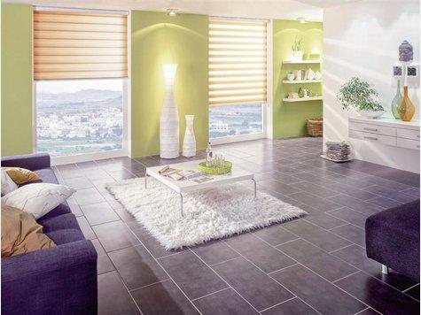 Stilvolle Boden und Wandgestaltung mit Keramik  Ausbau