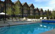 Aava Whistler Hotel pool