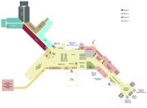 Rosen Shingle Creek Hotel Map