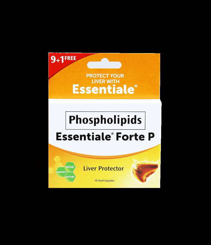 ESSENTIALE FORTE P CAPSULE 9+1 PROMO – Rose Pharmacy