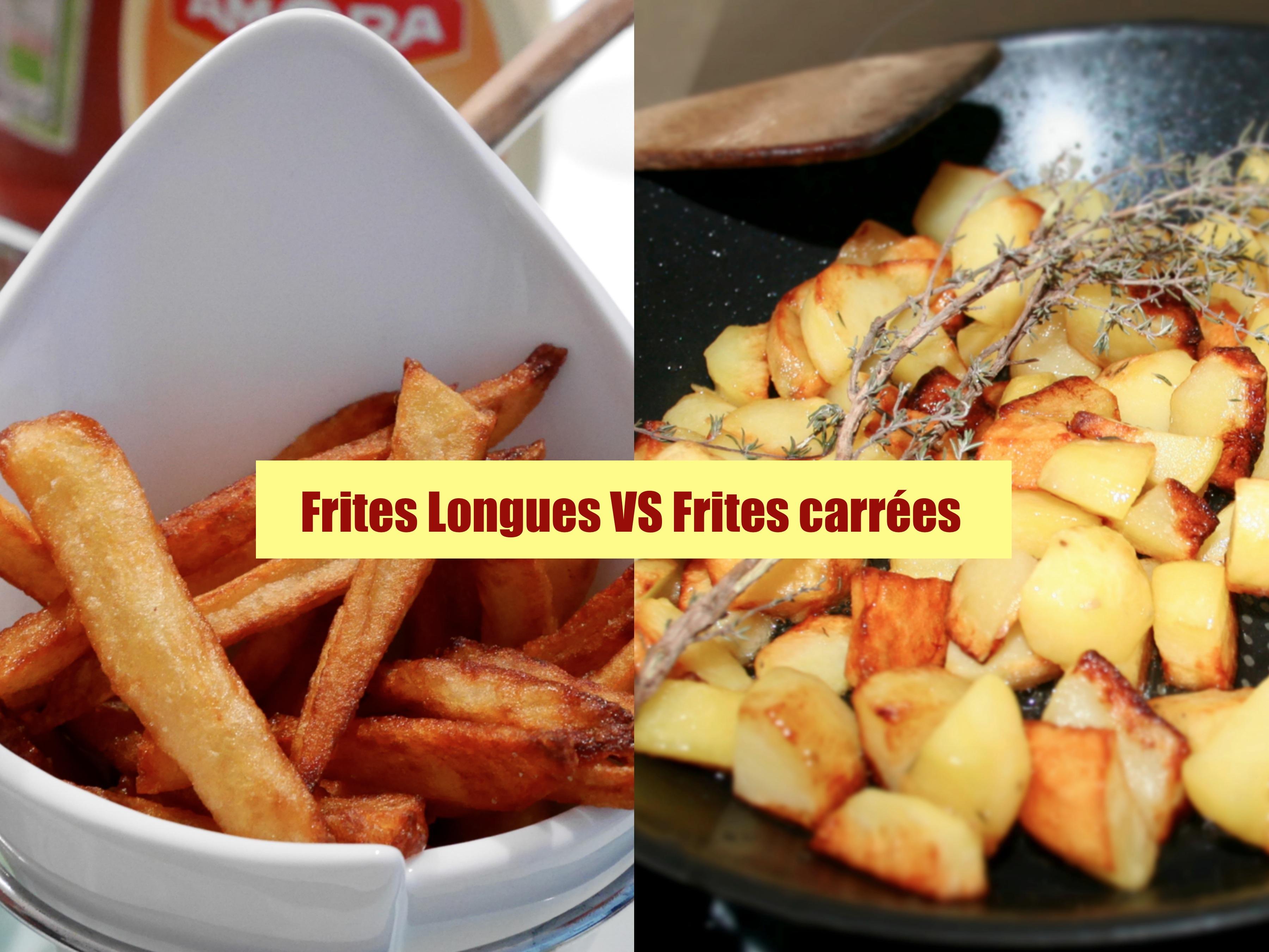 La vraie recette des frites !