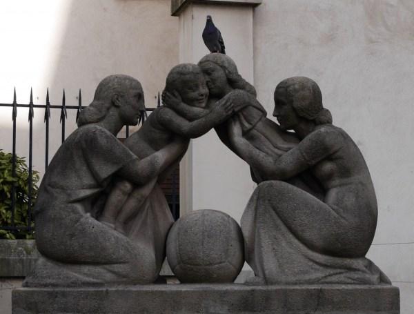Paris à pied : La réconciliation de Elie-Jean Vezien