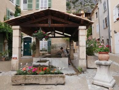 Lavoir Moustiers Sainte-Marie