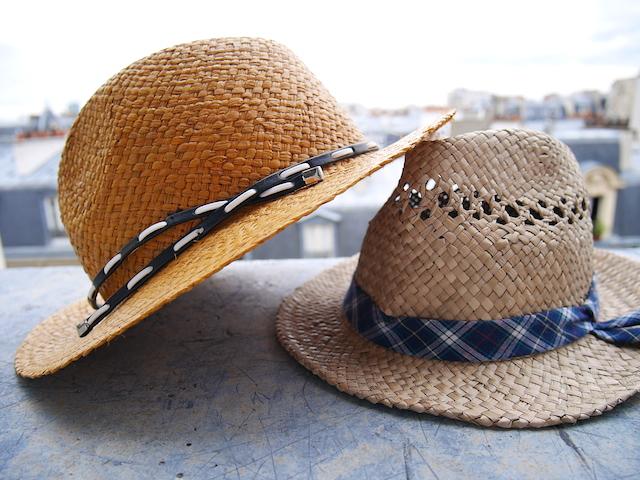 Choisir son chapeau d'été