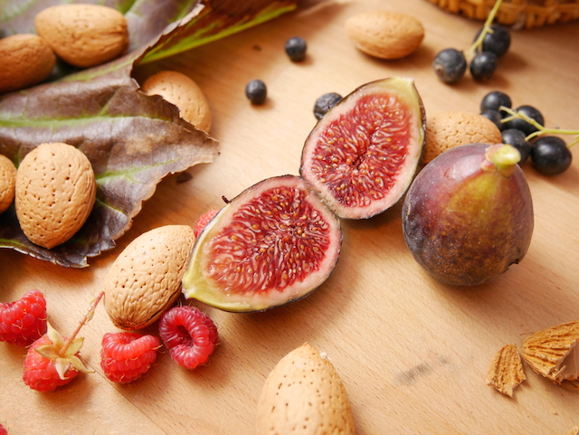 Figues fruits d'Automne