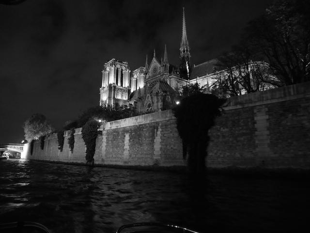 Paris en bateau