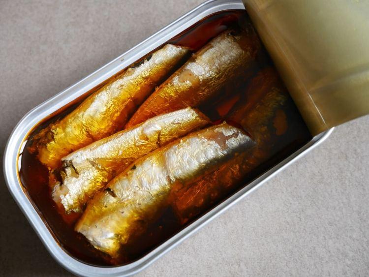 recette sardines en boîte