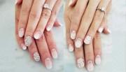 perfect wedding nail art desgins