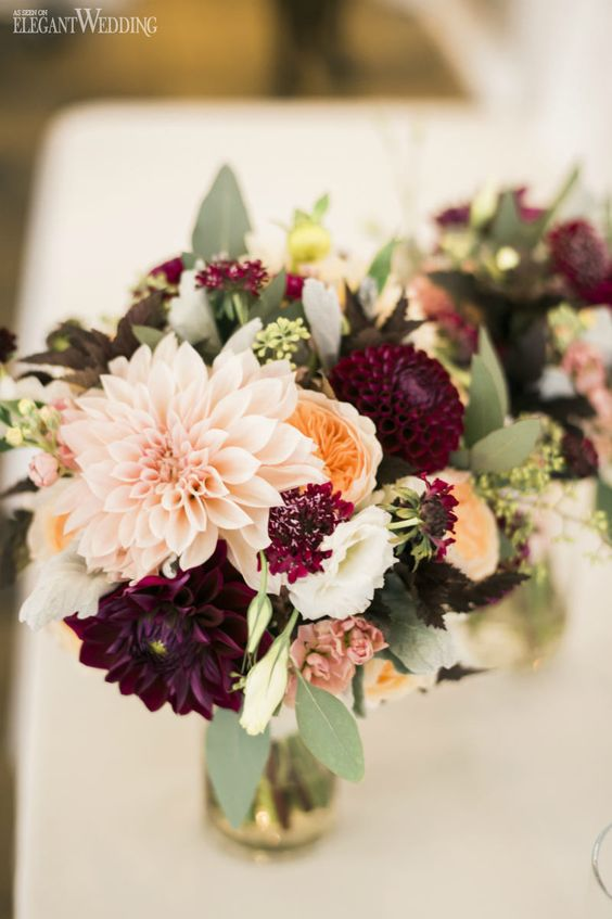 Fall Weddings Budget