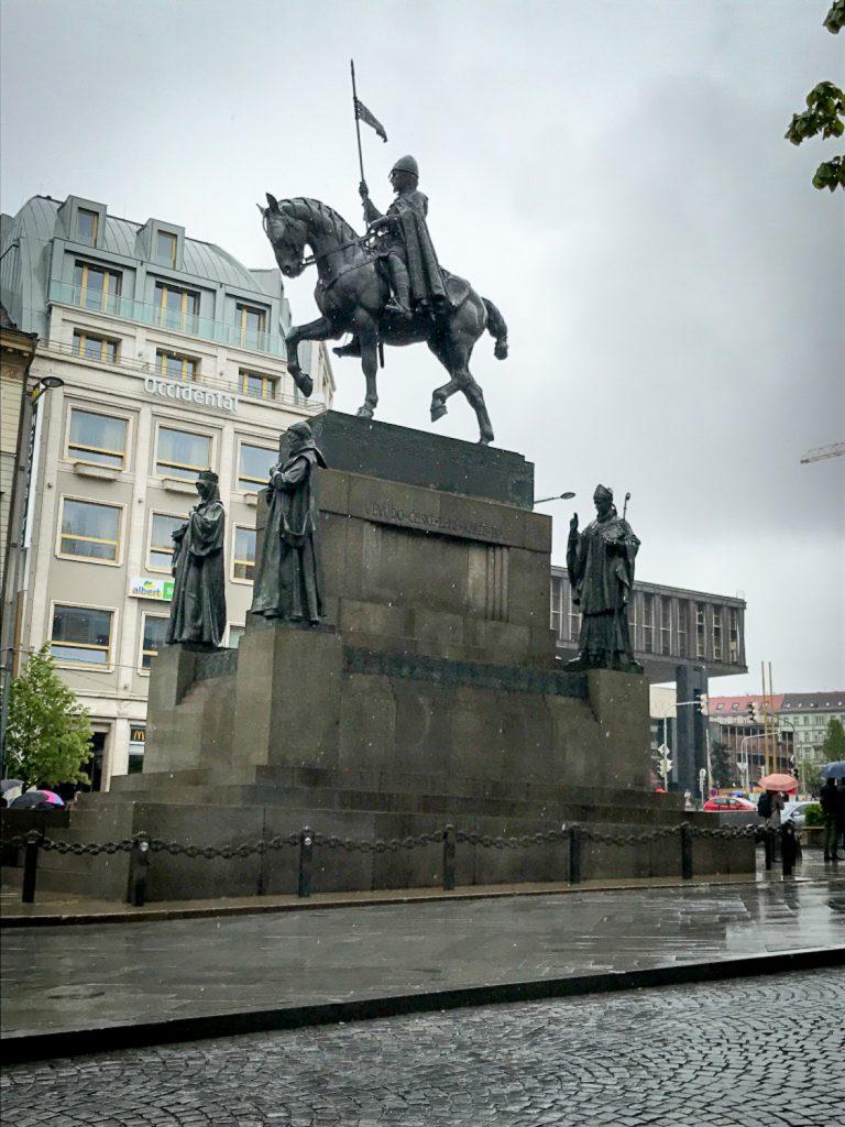 Wenceslas_Square_city_center