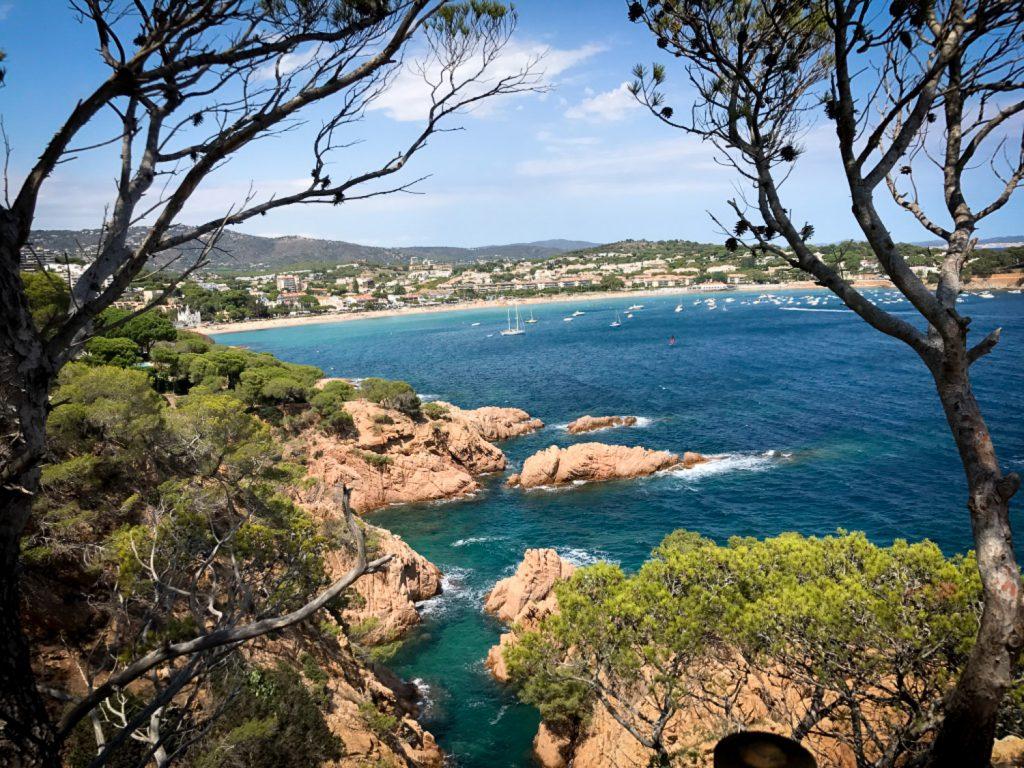 view_to_Sant_pol_beach