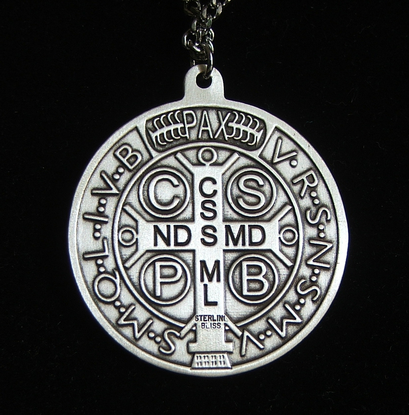 St Benedict Cross Meaning