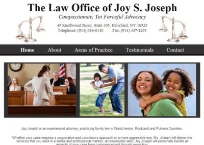 Joy Joseph Law