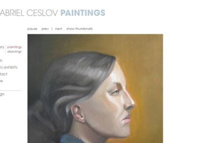 Gabriel Ceslov Paintings