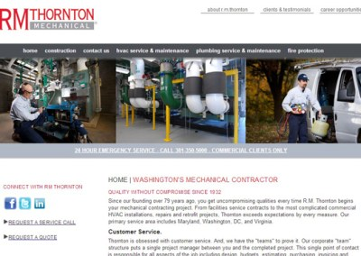 RM Thornton Mechanical