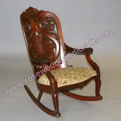 Antique Platform Rocking Chair With Springs Allen And Roth Patio Chairs Wooden Chairs,wood Room Chairs,antique Chairs,manufacturers Of