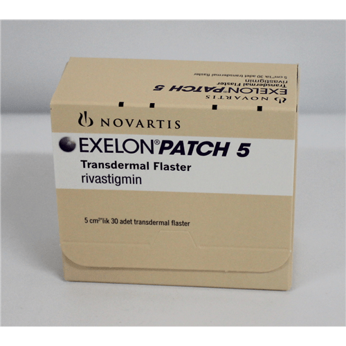 Exelon 5mg blisters  Rosheta