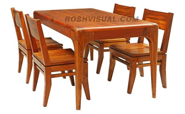 Teak Works Table Set Hand Made Furniture Teak Furniture
