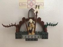 Rosie Crafts Star Wars Lego Magnet Creation
