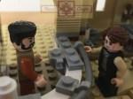 Rosie Crafts Star Wars Lego Creation