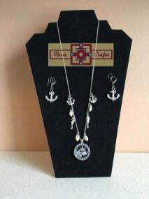 Rosie Crafts Ocean Artisan Jewelry Set