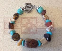 Artisan Tribes Turquoise Southwest Bracelet
