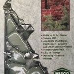 Rosie Crafts Bracket Flower Holder Package Design